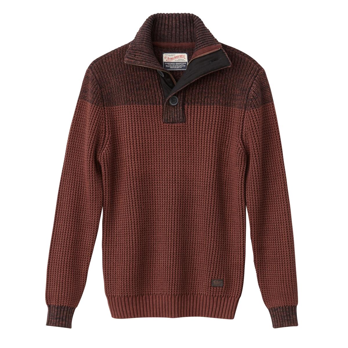 Пуловер крупной вязки от PETROL INDUSTRIES