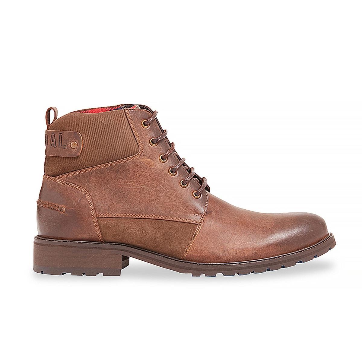 Ботинки кожаные LIEDA KAPORAL 5