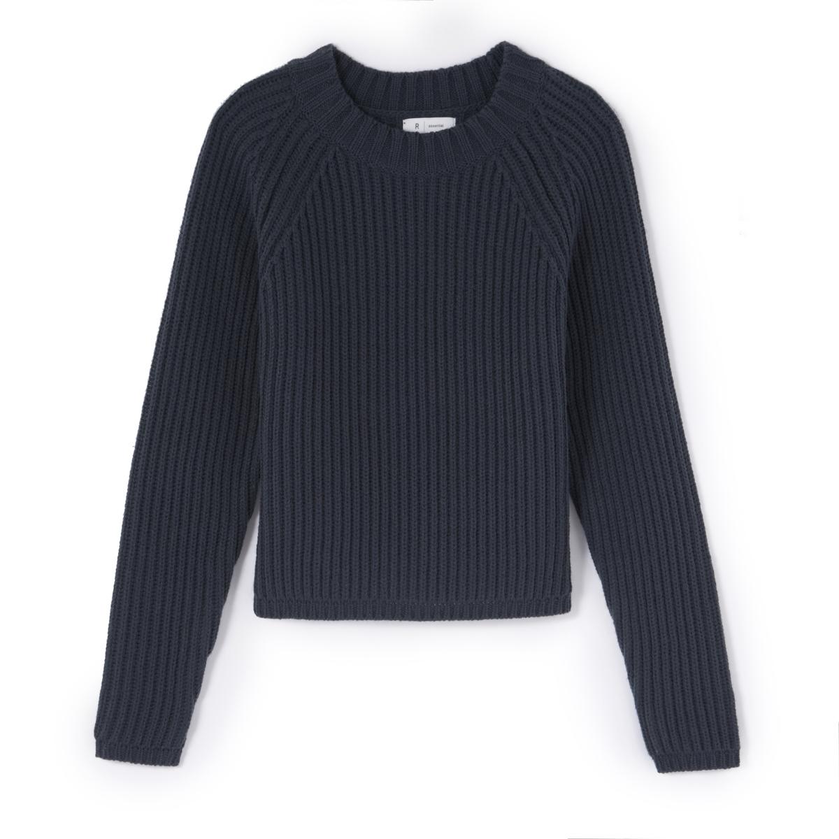 Пуловер из плотного трикотажа 10-16 лет от La Redoute Collections