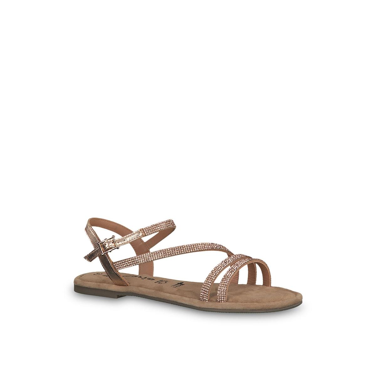 Sandálias em pele, Tofa