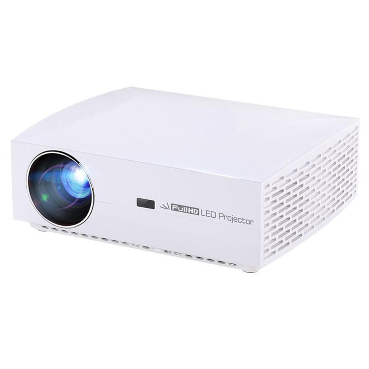 bon plan Vidéoprojecteur LED 1080p Projecteur Numérique 5500 Lumens Taille Maximale 200 Pouces