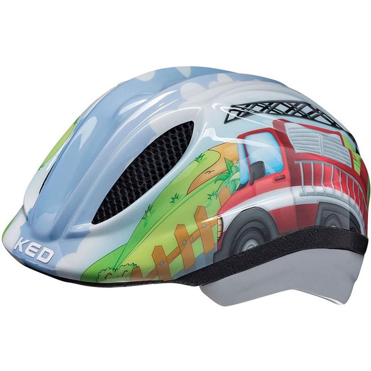 Meggy Trend - Casque de vélo Enfant - Multicolore