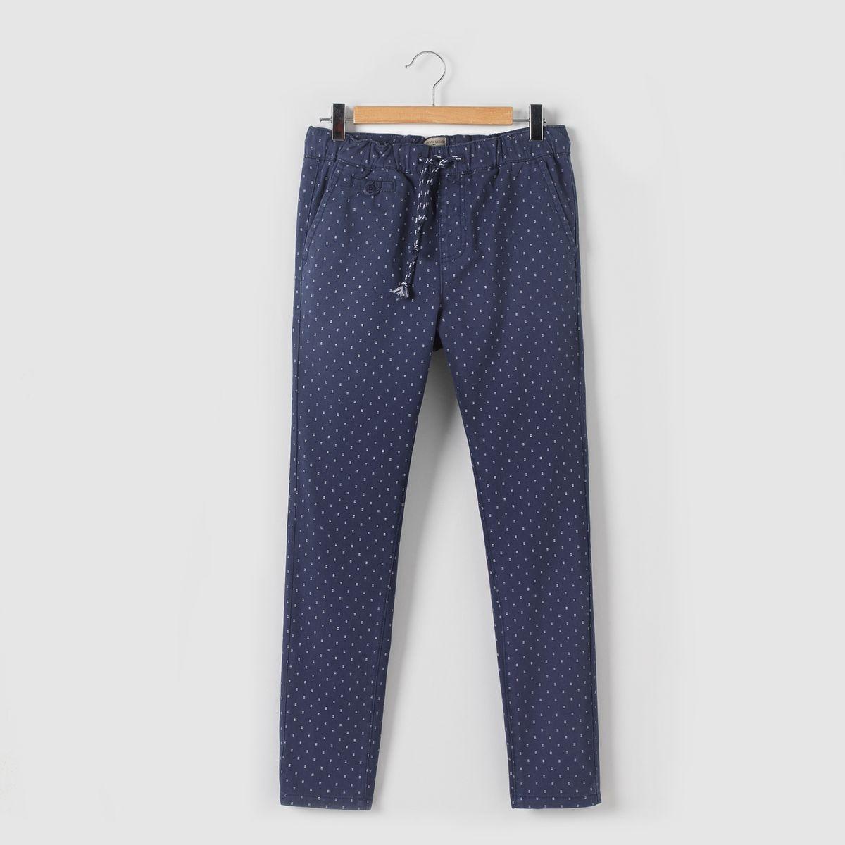 Pantalon imprimé micro-motifs 10-16 ans