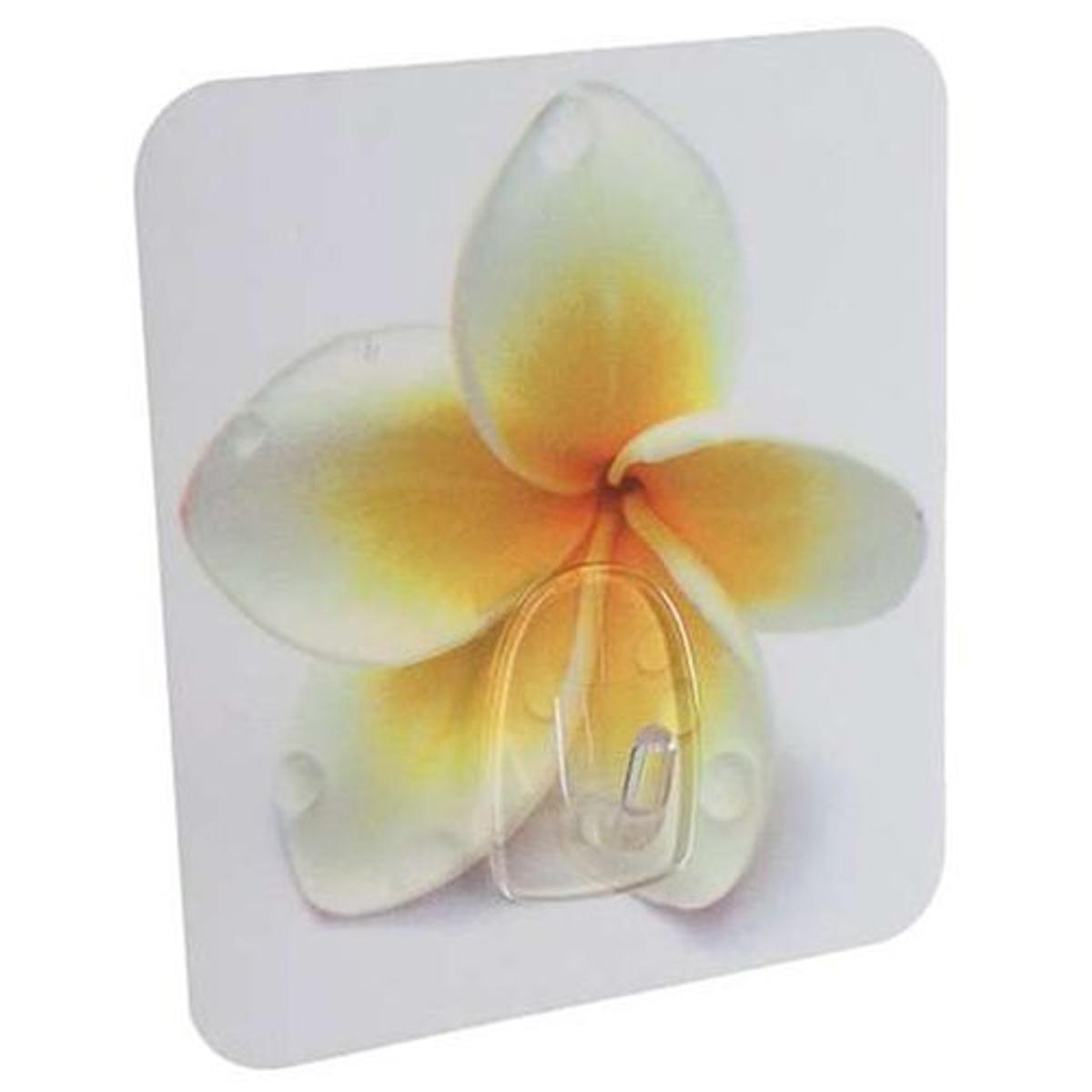 Crochet magique : Fleur de tiaré