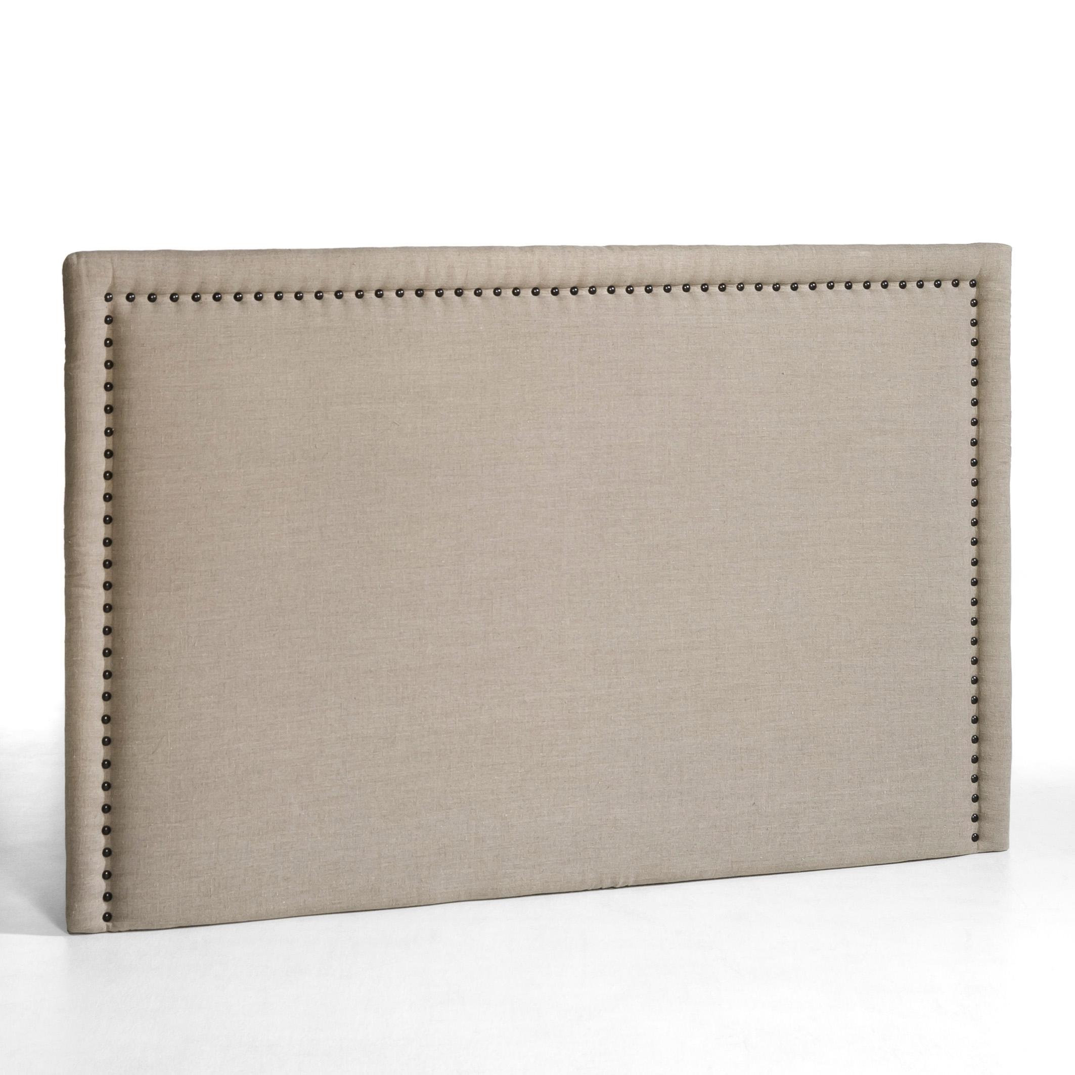 """Bild Kopfteil \""""Yliana\"""" aus Leinen, H. 115 cm"""