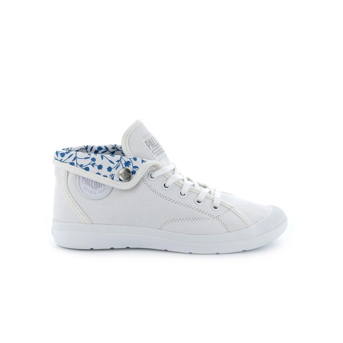 Кеды высокие AventureОписание:Детали •  Кеды высокие •  Спортивный стиль •  Плоский каблук •  Высота каблука : 2 см •  Застежка : шнуровкаСостав и уход •  Верх 100% текстиль •  Подкладка 100% хлопок •  Стелька 100% хлопок •  Подошва 100% каучук<br><br>Цвет: белый,серый