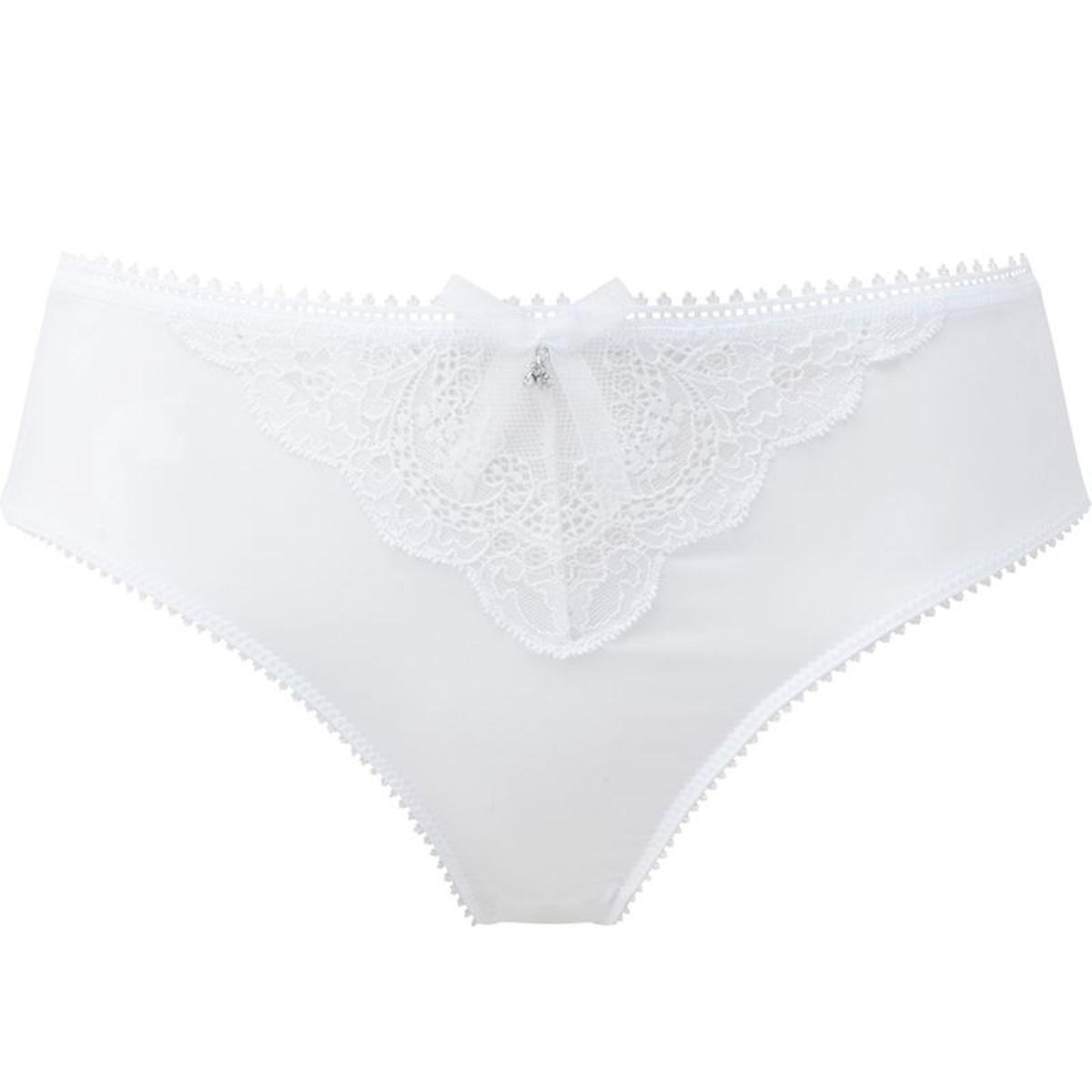 Slip Charnos CHERUB blanc S