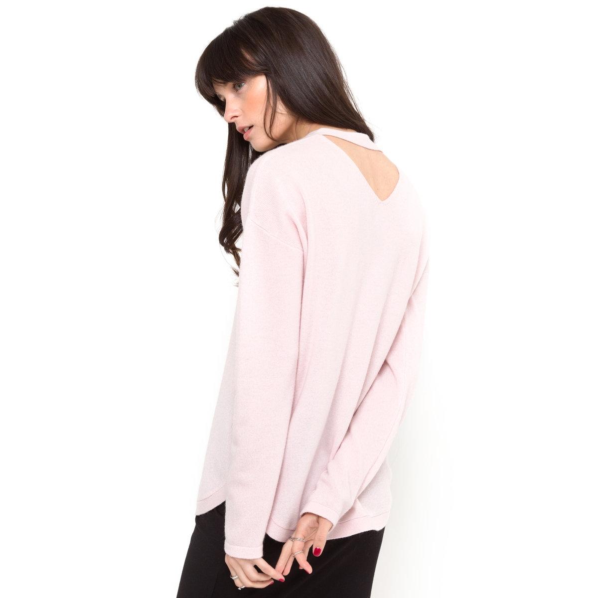 SOFT GREY Пуловер, 100% кашемира