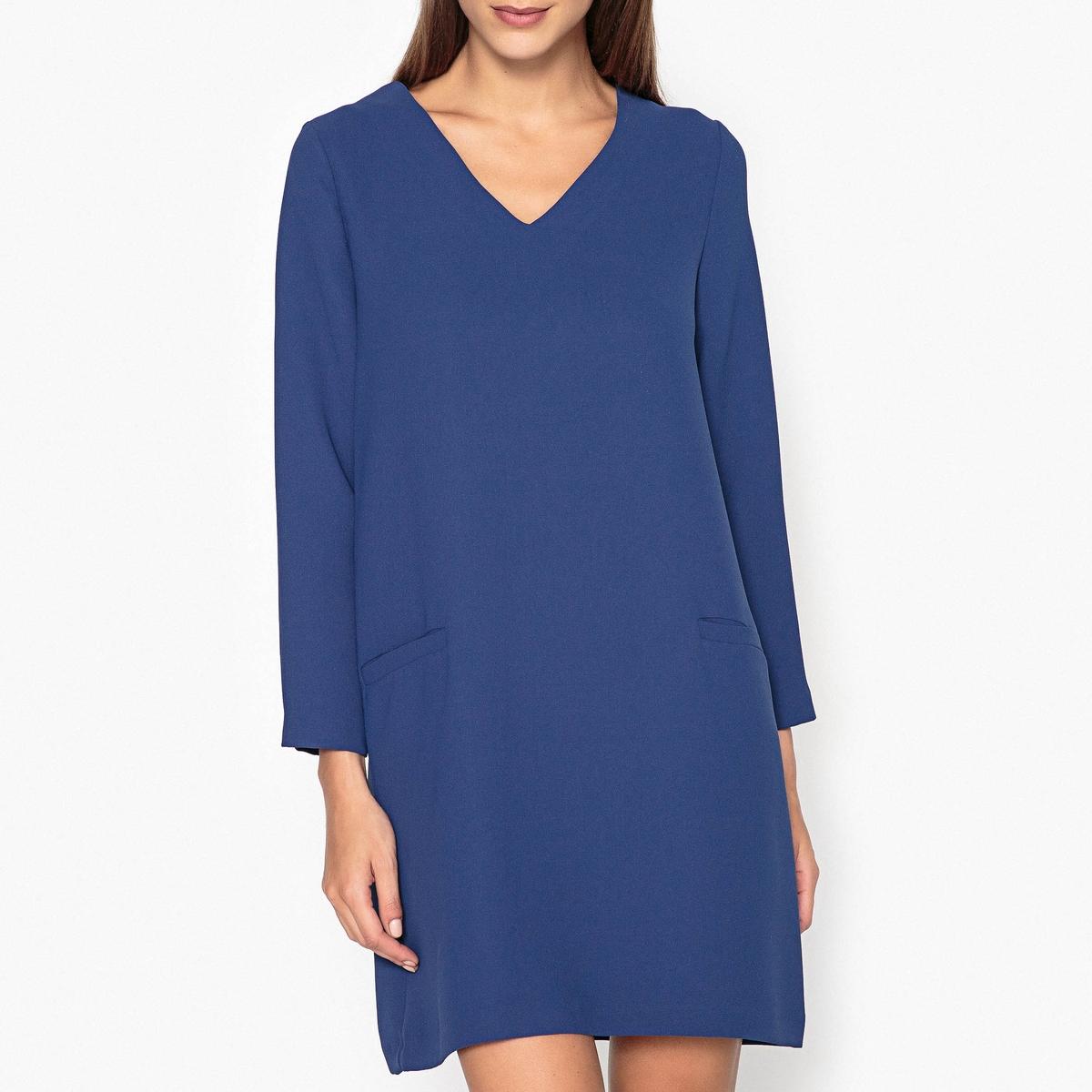 цена  Платье однотонное DIVA  онлайн в 2017 году