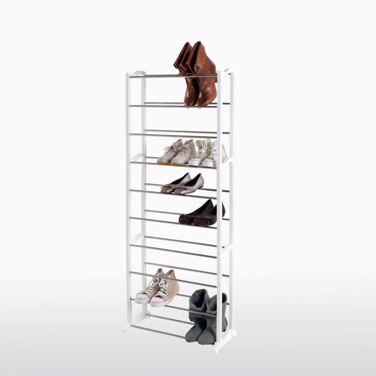 Модульный стеллаж для обуви SCALLE