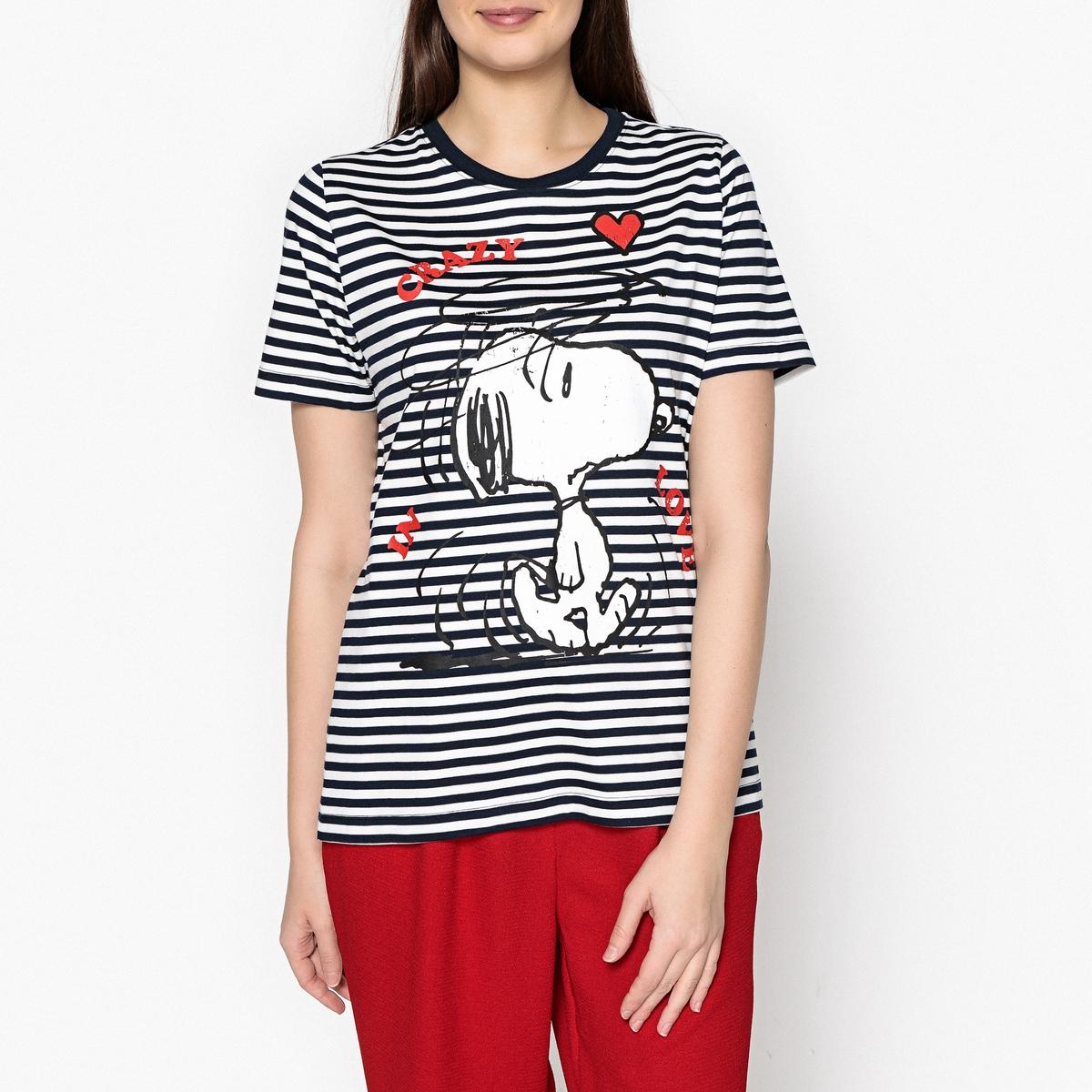 Футболка  Snoopy PISCA