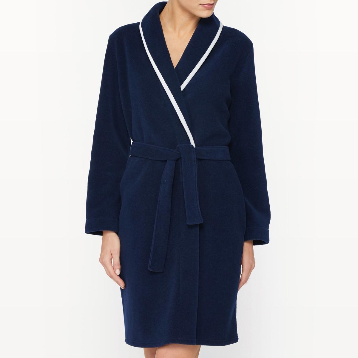Платье домашнее из флисовой ткани Essentiel