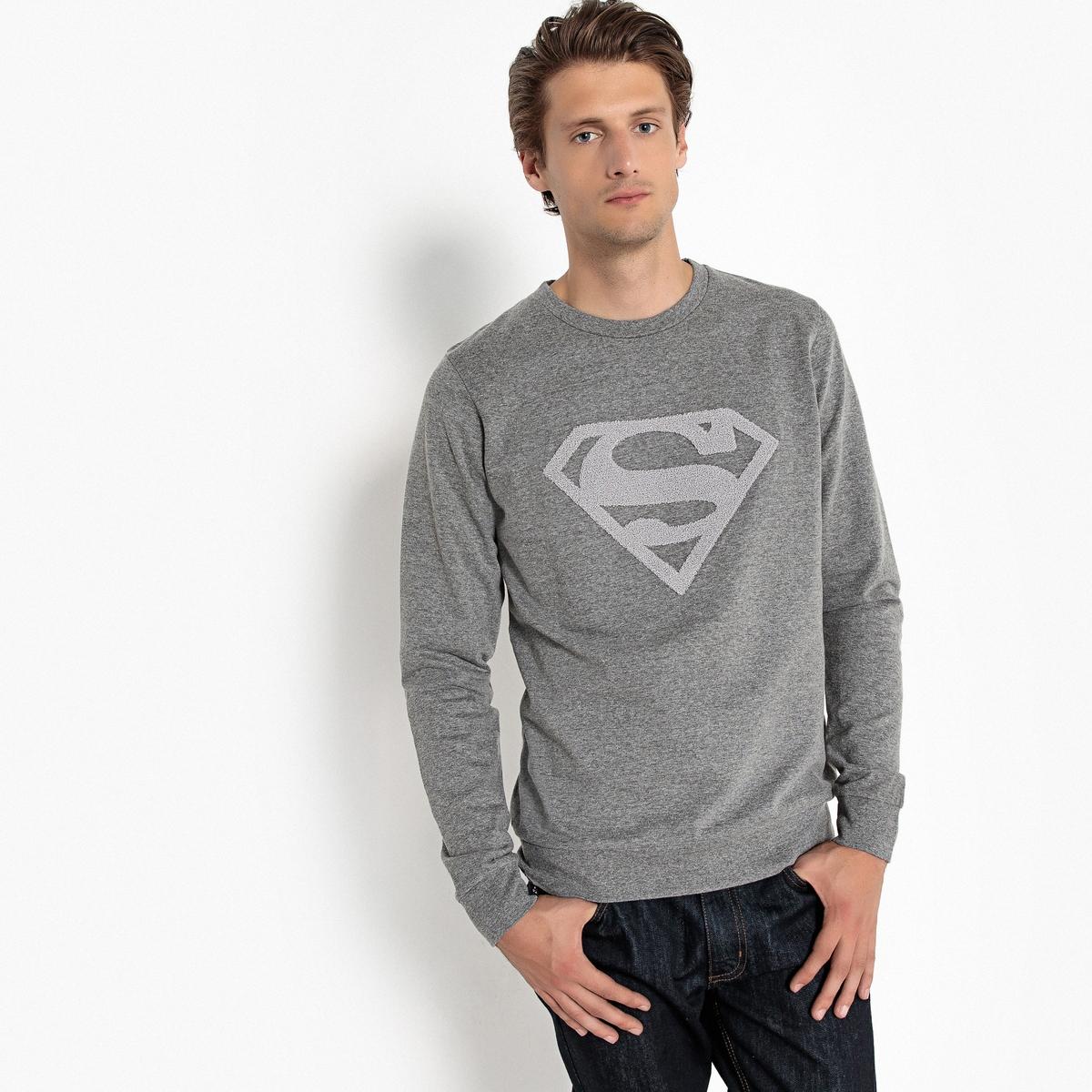 Sudadera con cuello redondo Superman