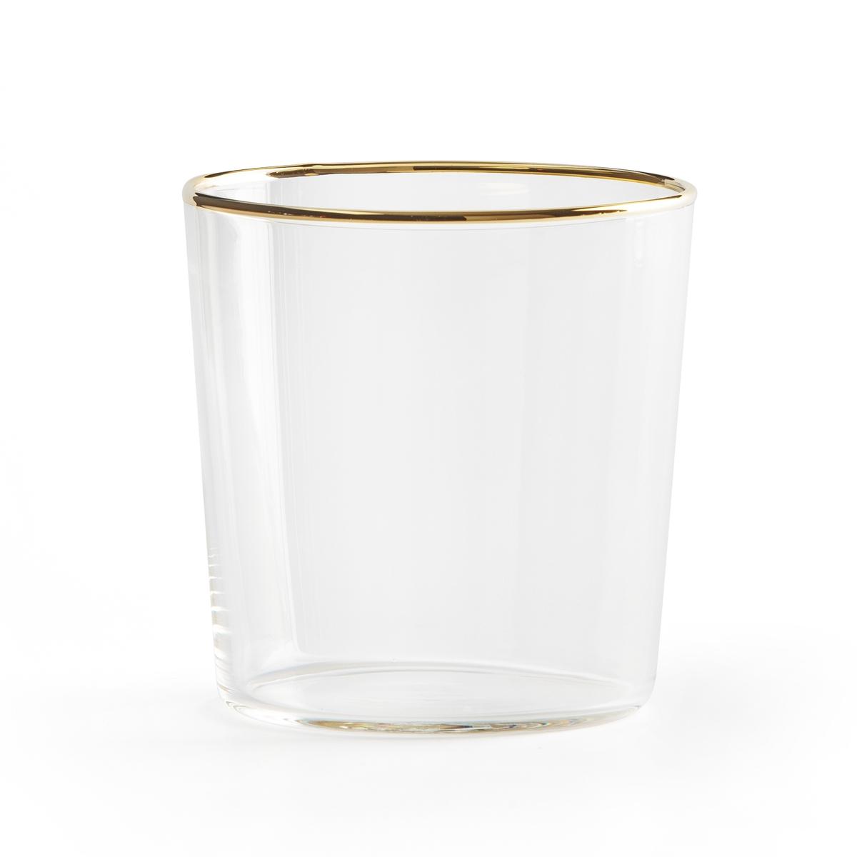 Комплект из стаканов для La Redoute Воды AMMANE единый размер другие комплект из 4 стаканов afroa la redoute la redoute единый размер другие