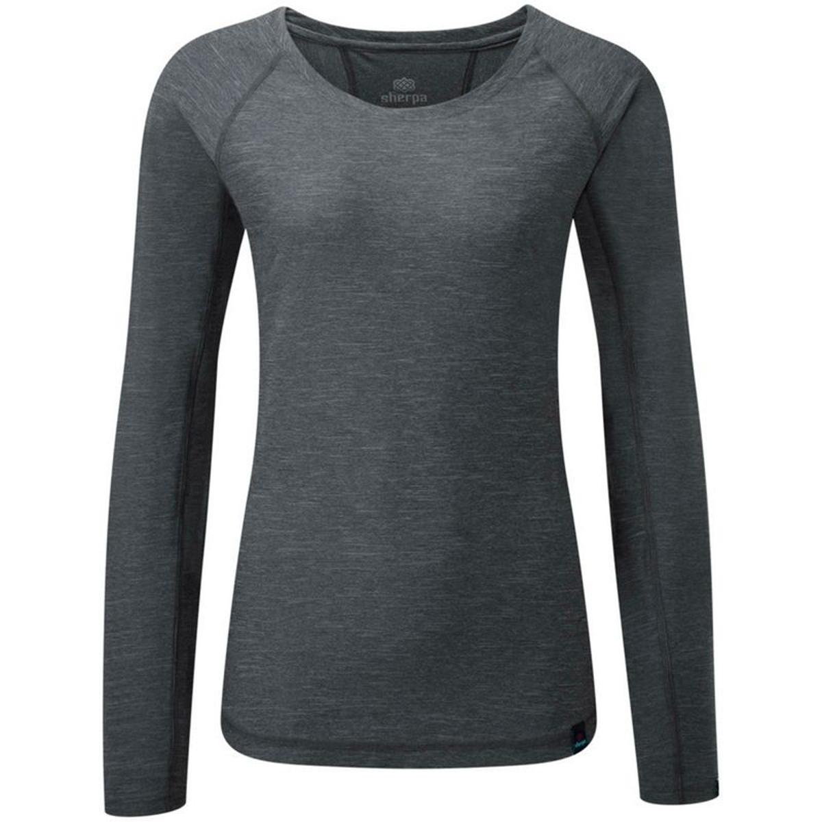 Rinchen - T-shirt manches longues Femme - gris