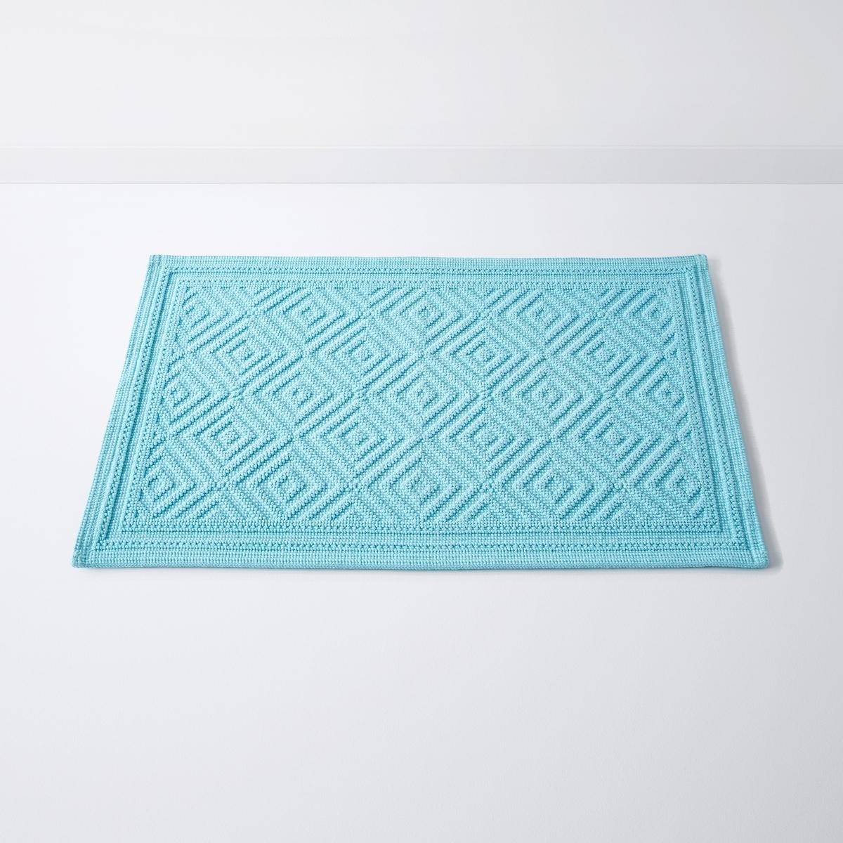Коврик для ванной с рельефным рисункомCAIRO, 100% хлопок (1500 г/м²)