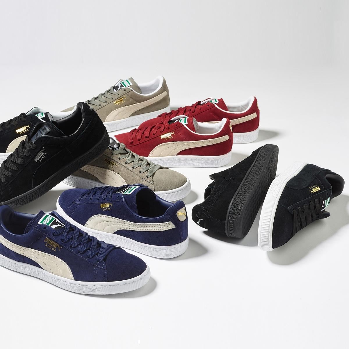 Imagen principal de producto de Zapatillas Suede Classic + - Puma