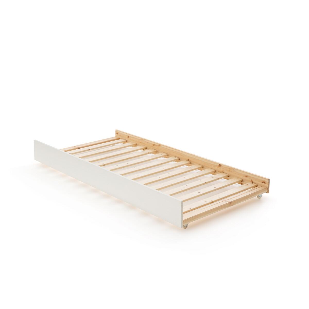 Кровать-ящик La Redoute Meeting единый размер белый