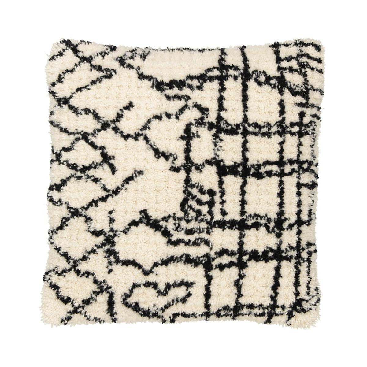 Чехол на подушку-валик в берберском стиле, Noraan ковер в берберском стиле из шерсти tekouma