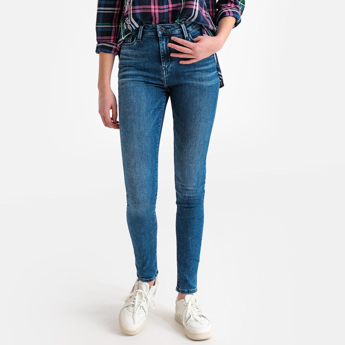 Imagen principal de producto de Vaqueros skinny talle alto DION - Pepe Jeans