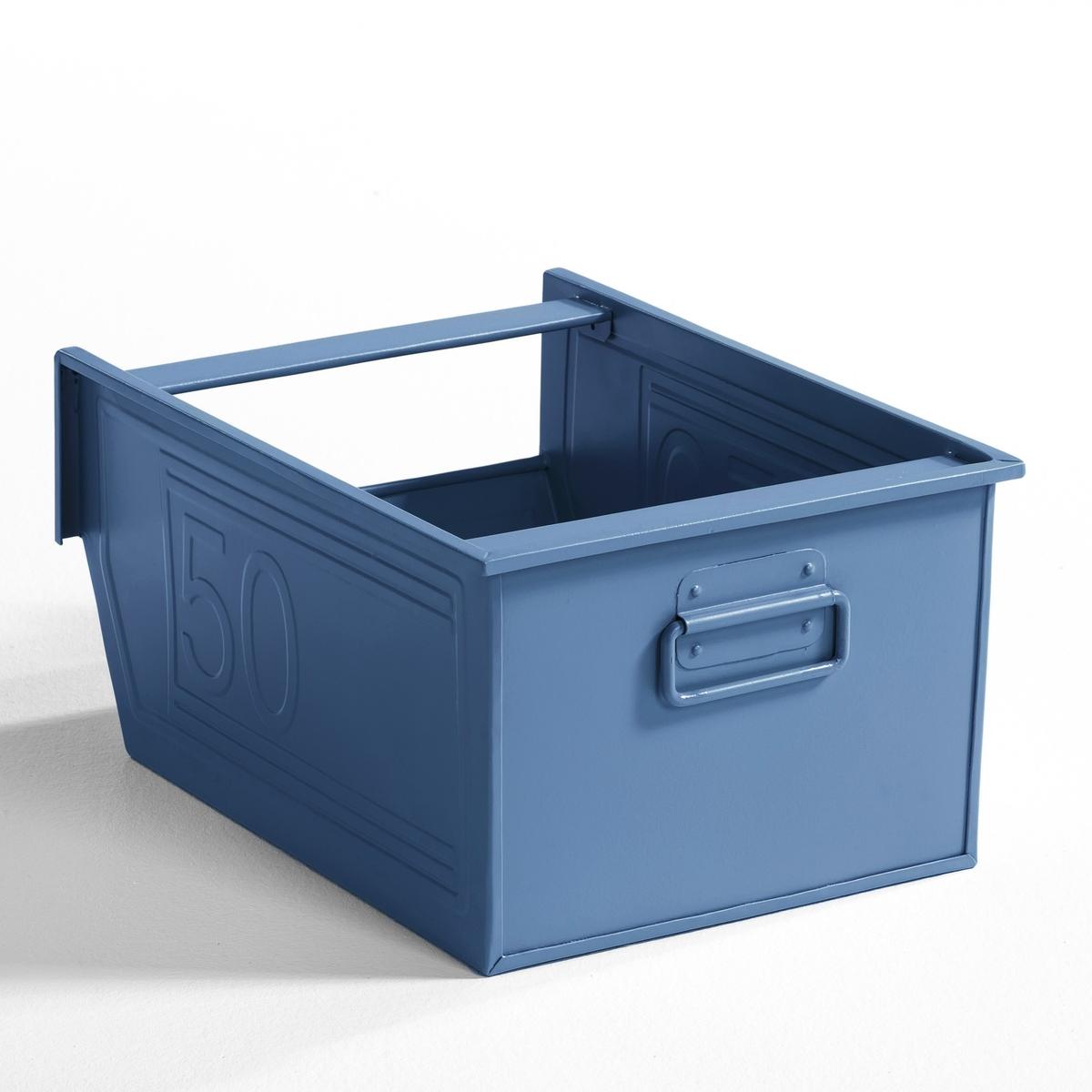 Ящик из металла WillМеталлический ящик Will с ручкой для удобной транспортировки. Отделка эпоксидной краской. Размер: длина 28 х ширина 37 х высота 20 см.<br><br>Цвет: белый,желтый,розовый телесный,серый,темно-синий,хаки,черный<br>Размер: 37 x 28 x 20 см.37 x 28 x 20 см.37 x 28 x 20 см