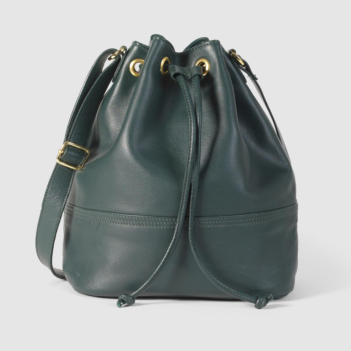 Сумка-мешокПреимущества : идеальная сумка для прогулок или работы благодаря своей практичности и утонченному аутентичному стилю.<br><br>Цвет: зеленый<br>Размер: единый размер