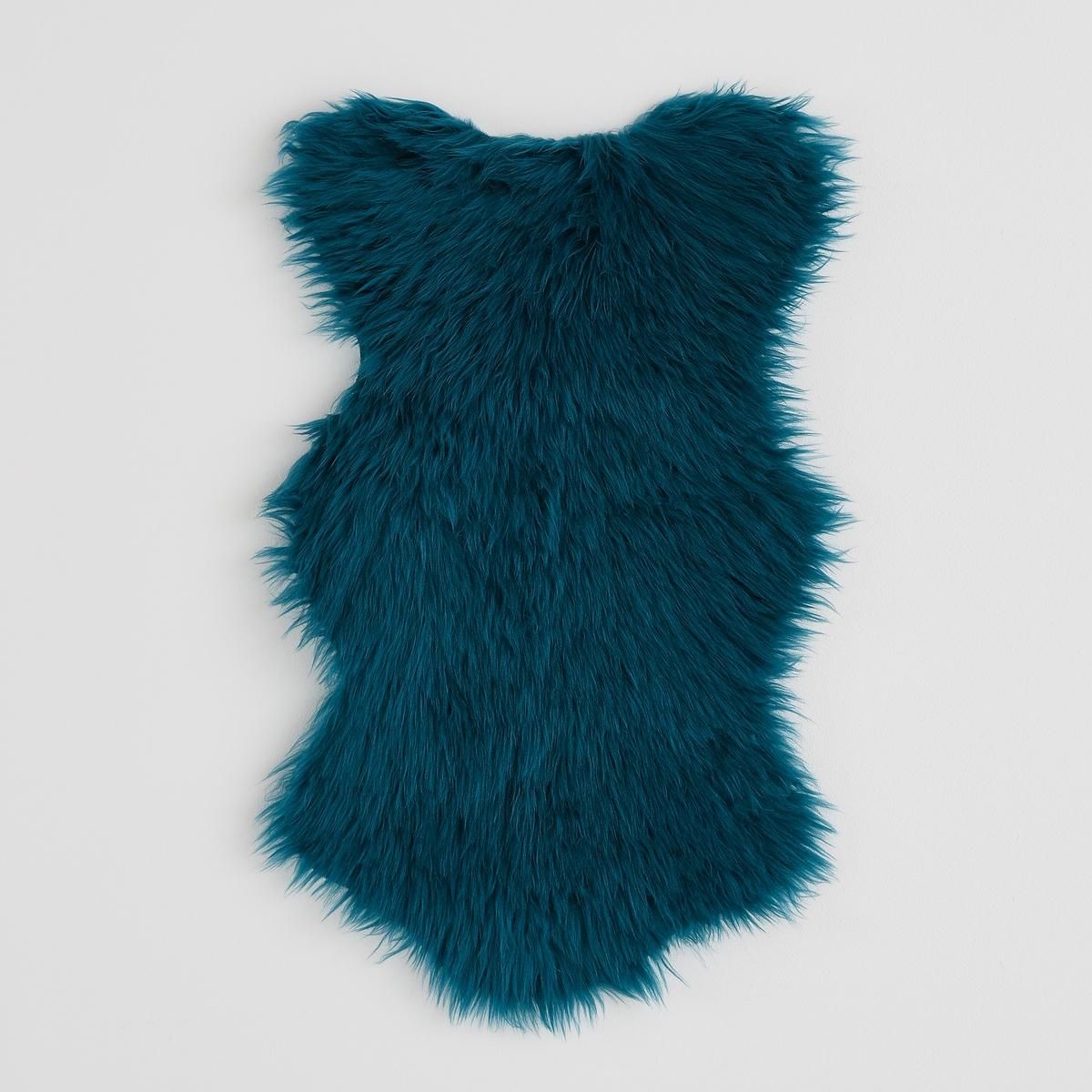 Ковер ShipaКовер Shipa. Ковер из искусственной овечьей шерсти в аутентичном стиле. Производство: Франция.Описание ковра Shipa :100% акрилВысота ворса : 5,5 смДругие модели ковров вы можете найти на сайте laredoute.ru.Размеры :50 x 90 см<br><br>Цвет: небесно-голубой,розовый,сине-зеленый,черный<br>Размер: 55 x 90 см