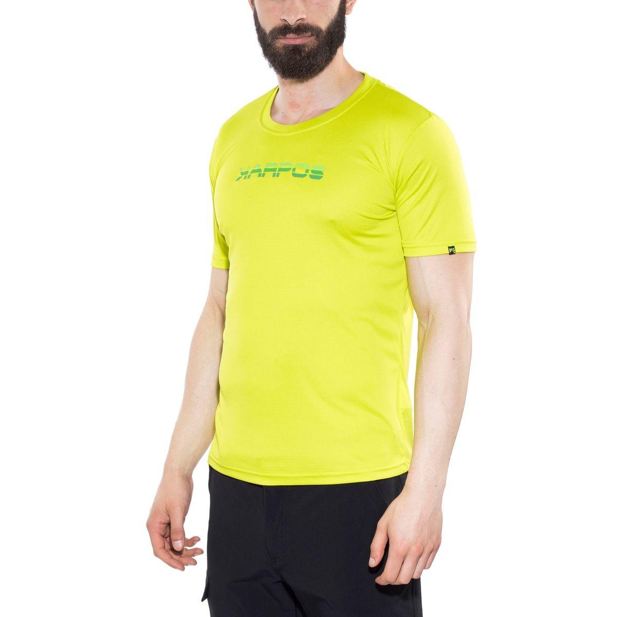 Loma - T-shirt course à pied Homme - vert