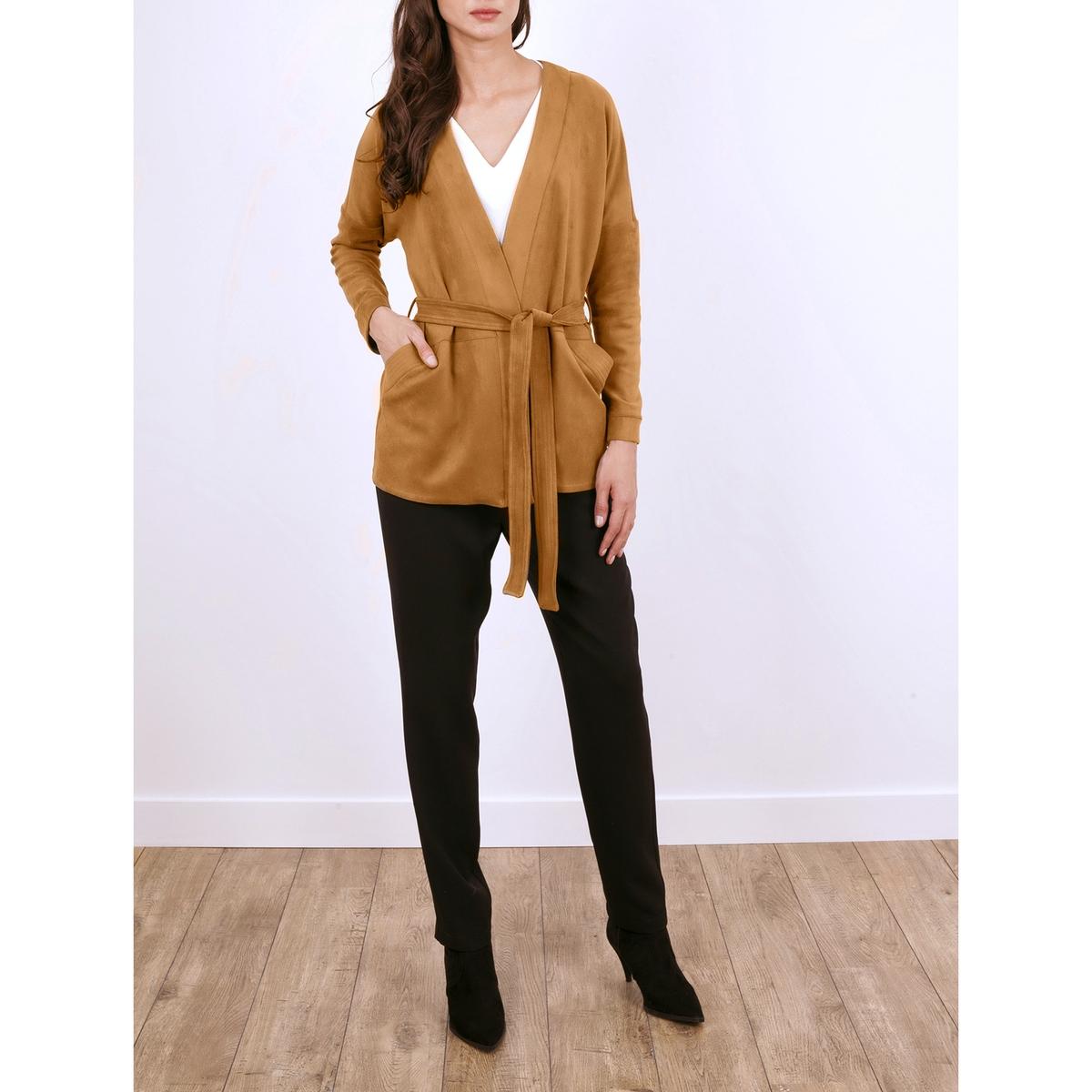 Жакет в стиле кимоно lenny b блузка
