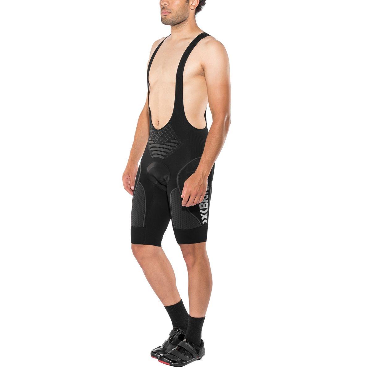 Biking TWYCE Endurance - Cuissard à bretelles Homme - gris/noir