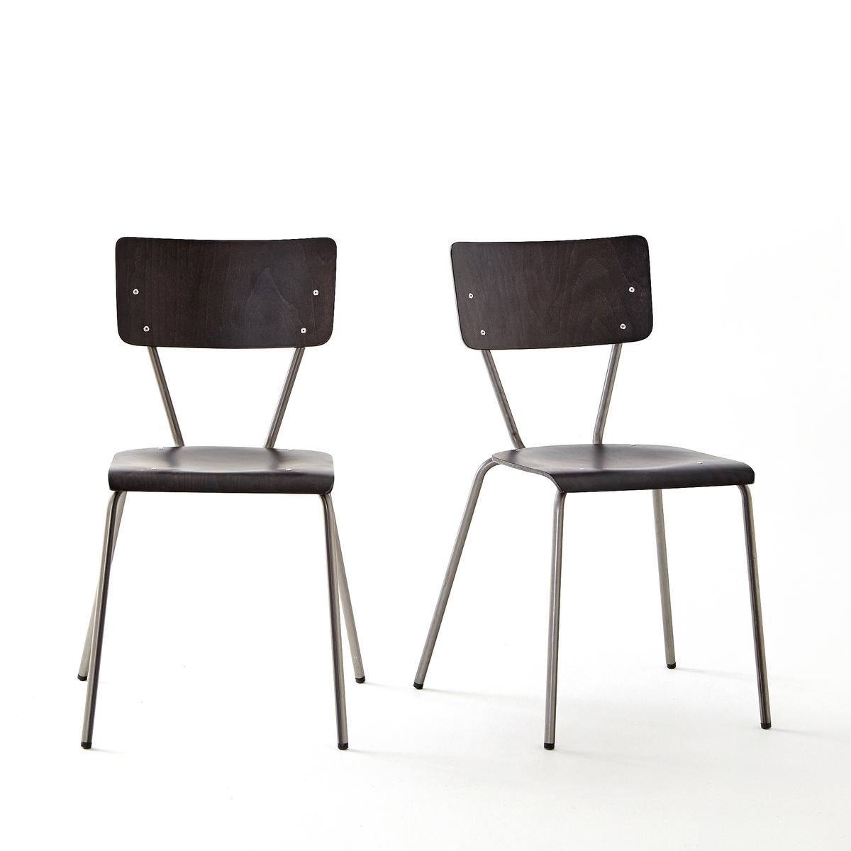 2 стула в винтажном стиле, Hiba