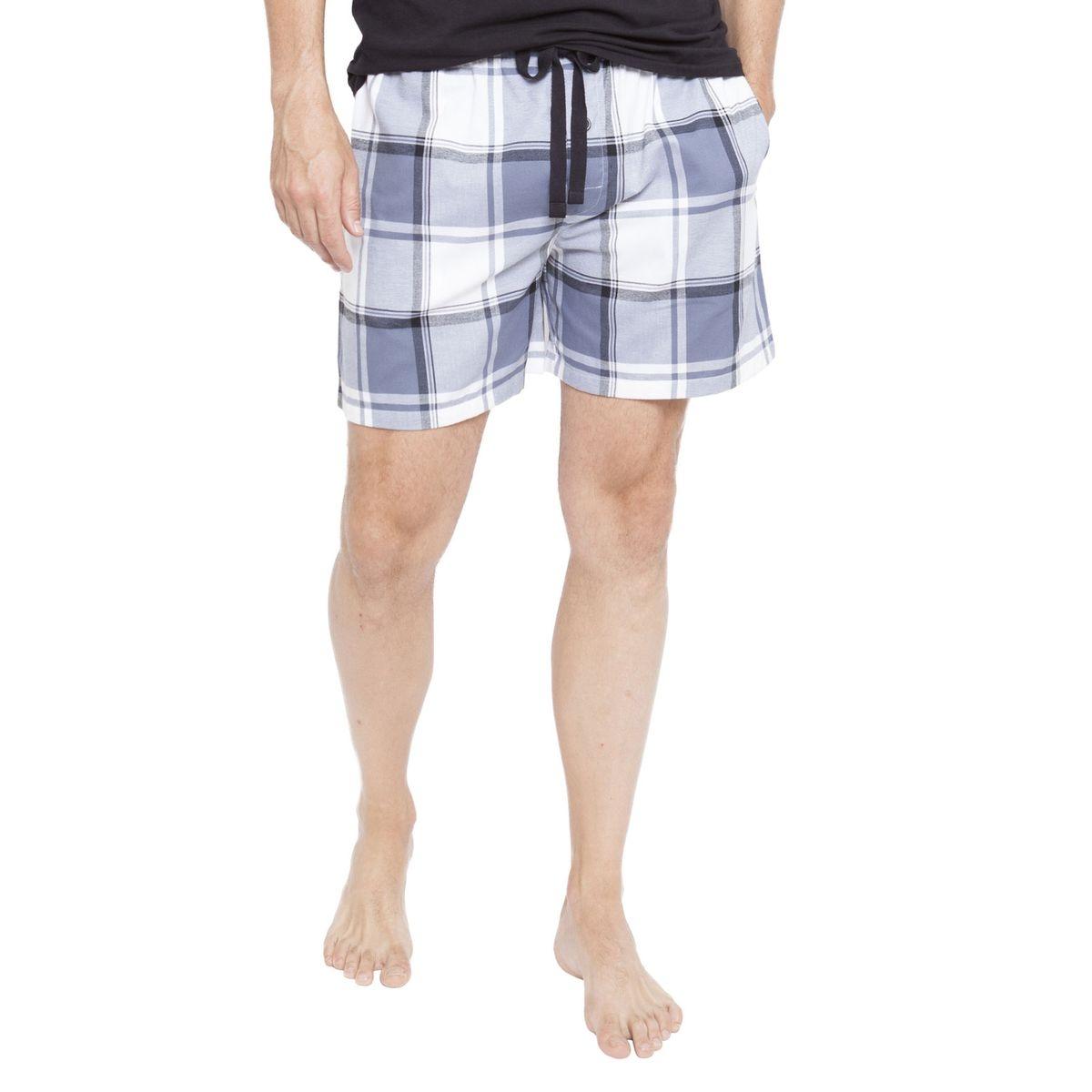 Short de Pyjama à Carreaux ASPEN