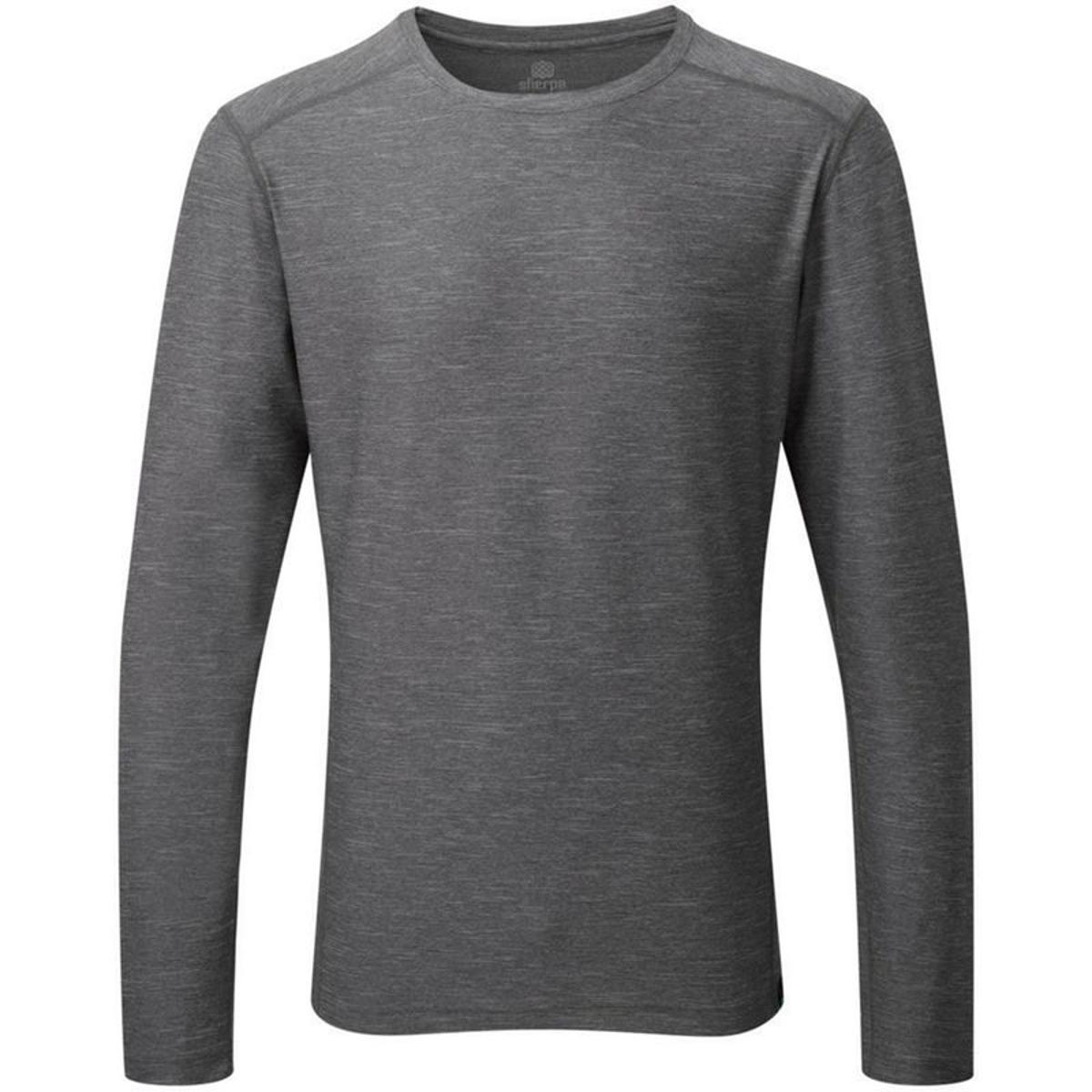 Rinchen - T-shirt manches longues Homme - gris