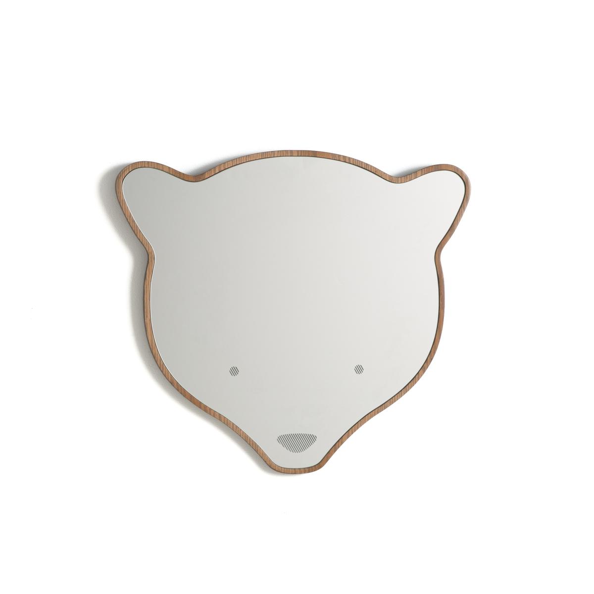Зеркало в форме головы медведя Usrus