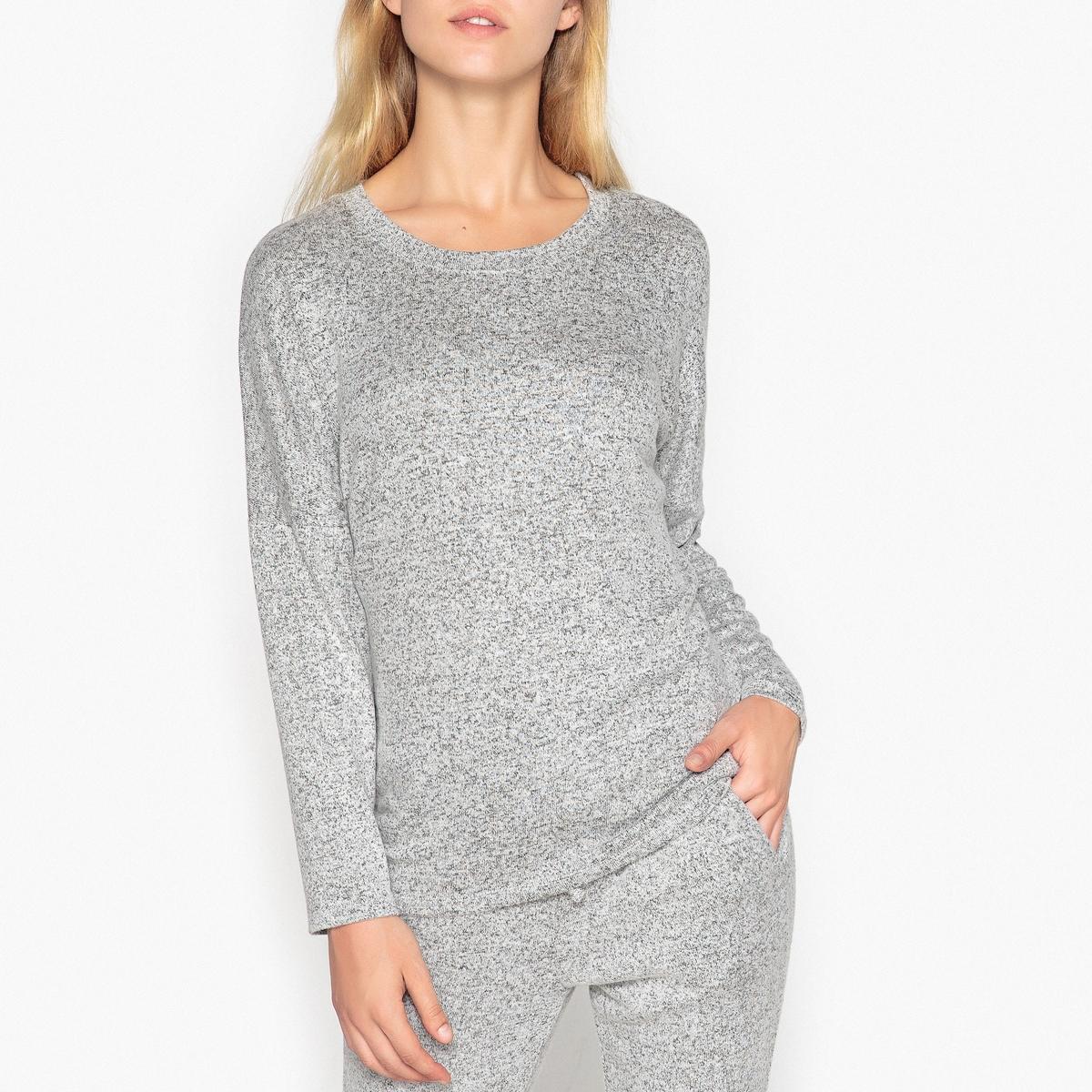Верх от La Redoute Пижамы экстра мягкий 34/36 (FR) - 40/42 (RUS) серый