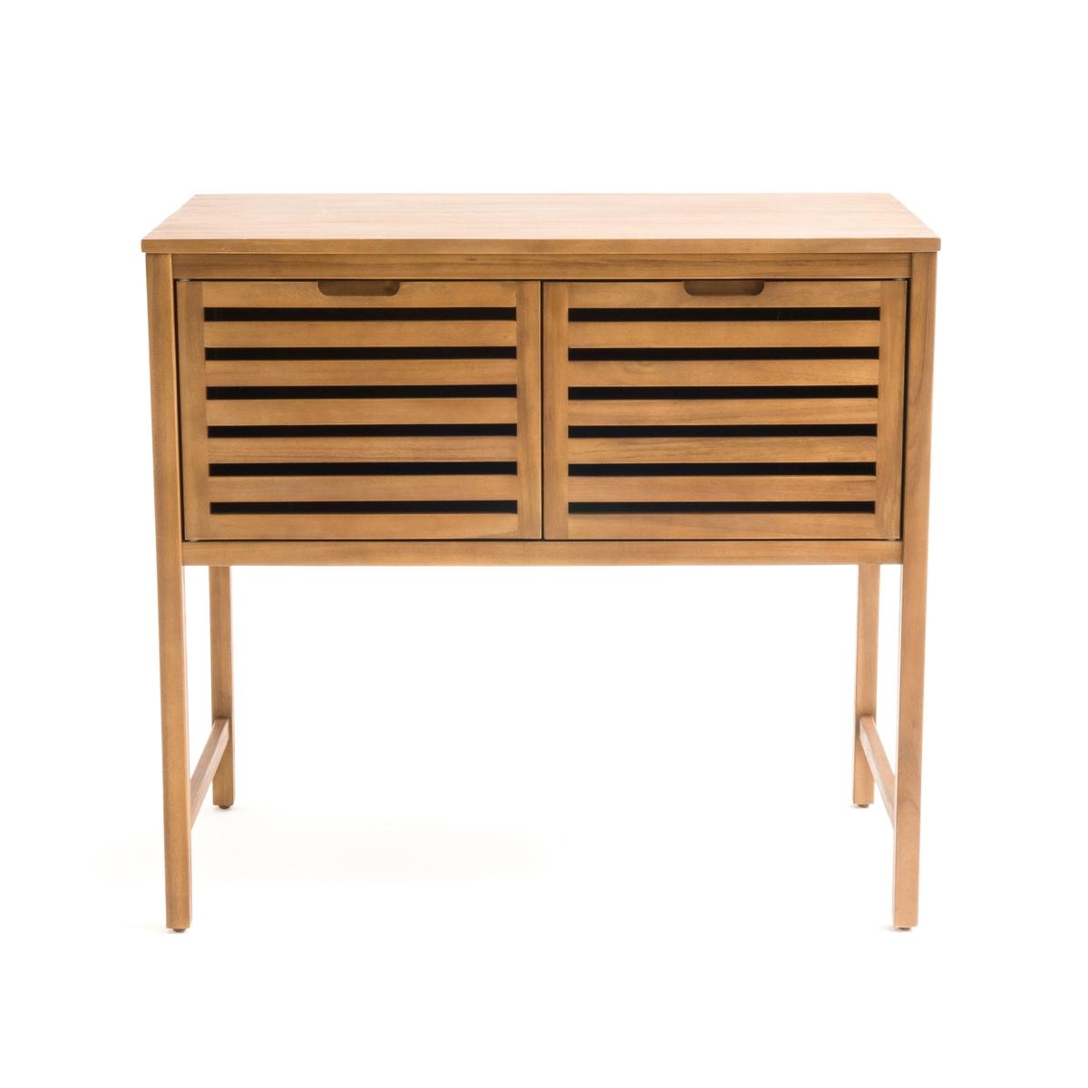 Мебель для ванной комнаты из акации с масляным покрытием, HAUMÉA мебель для ванной comforty