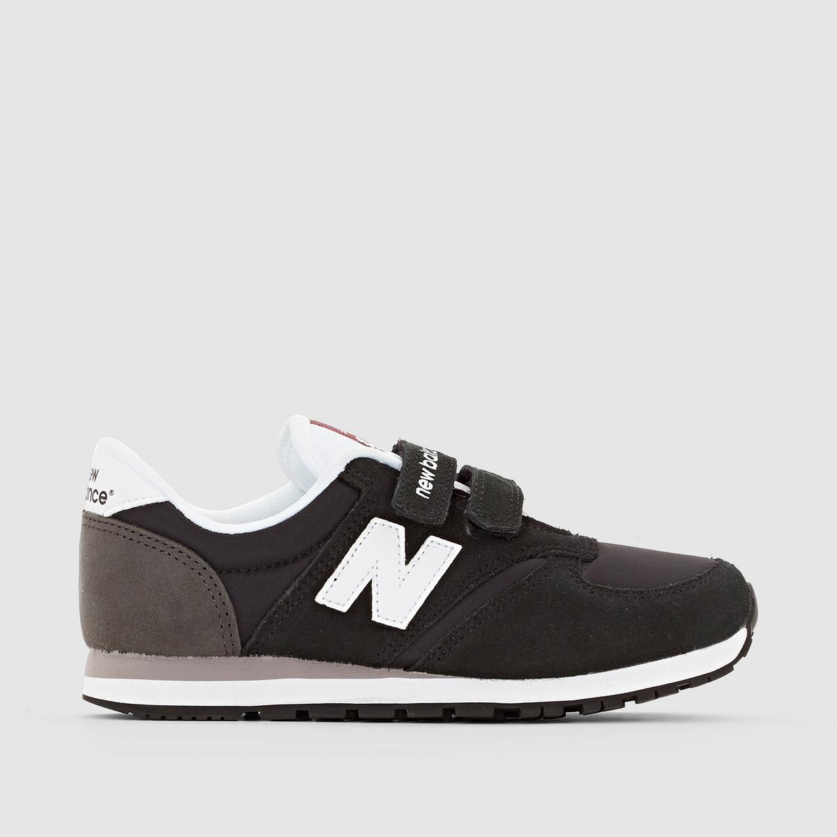 Кроссовки на липучках KE420BKYПреимущества : Современные и невероятно комфортные беговые кроссовки NEW BALANCE идеальны для ежедневных занятий спортом.<br><br>Цвет: черный<br>Размер: 31