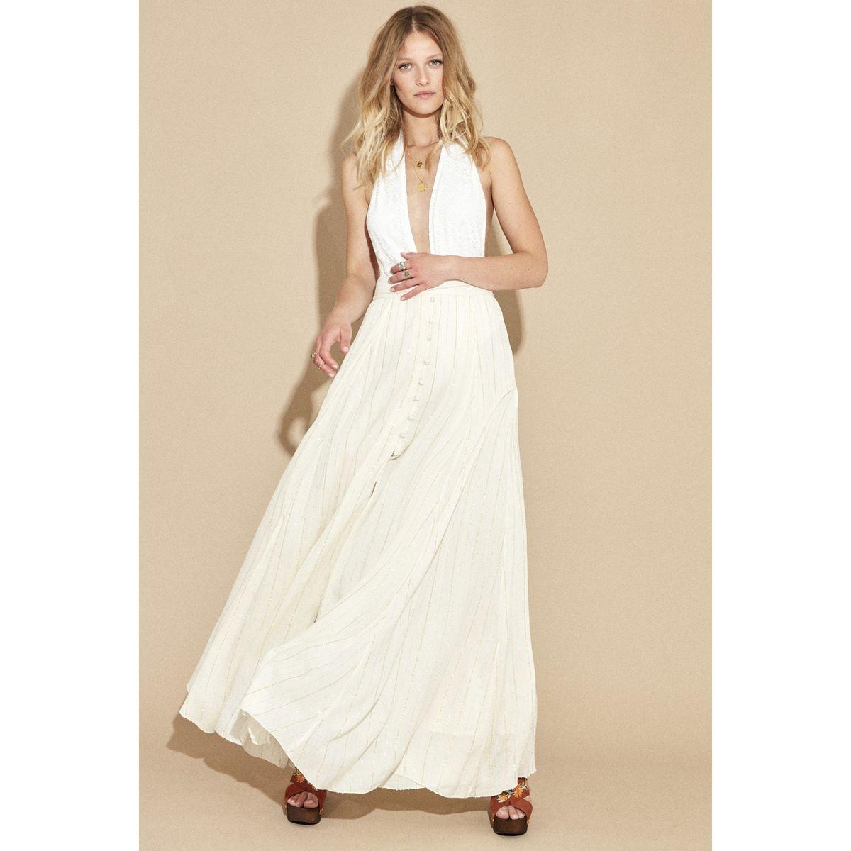 Jupe longue  White