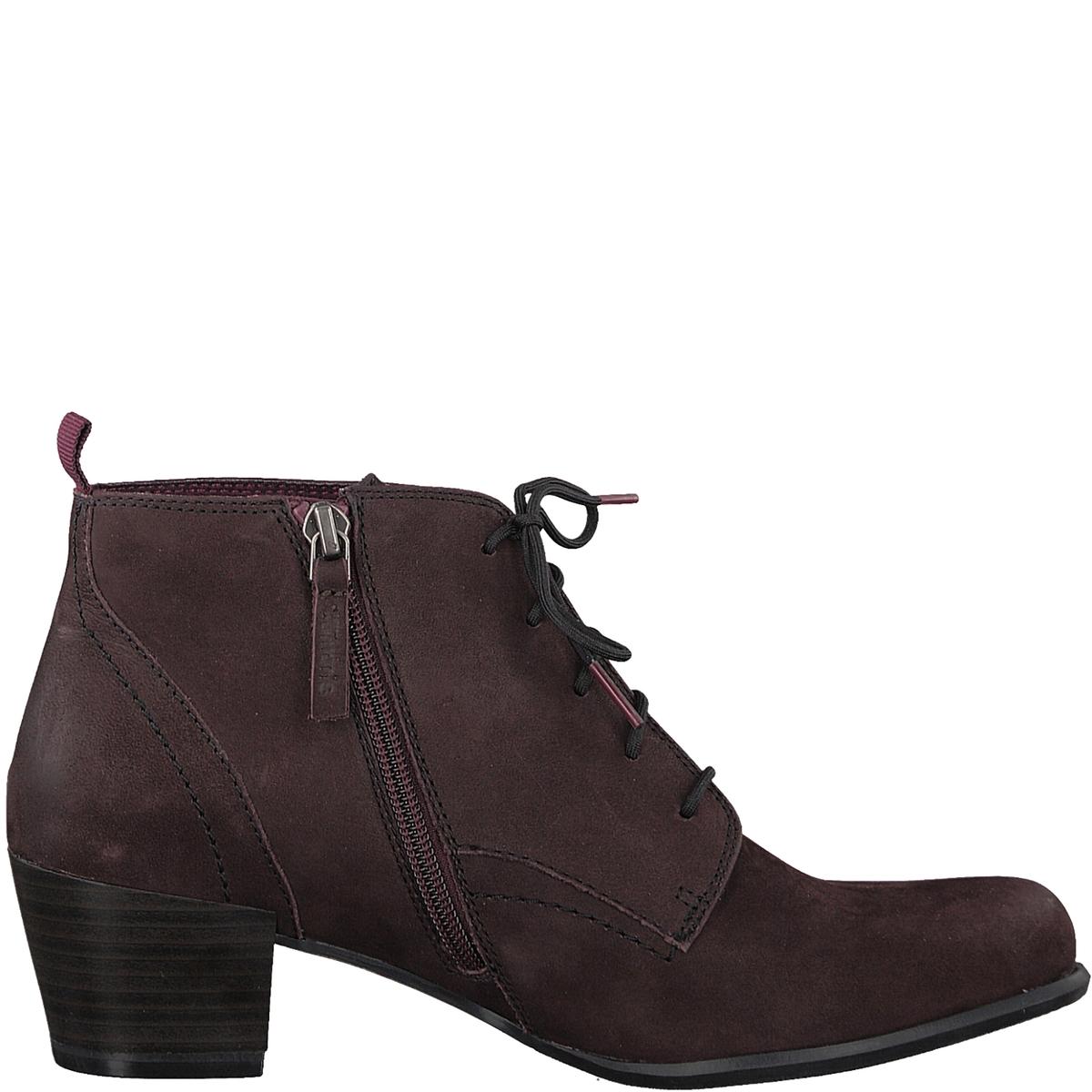 Ботинки кожаные Ocimum