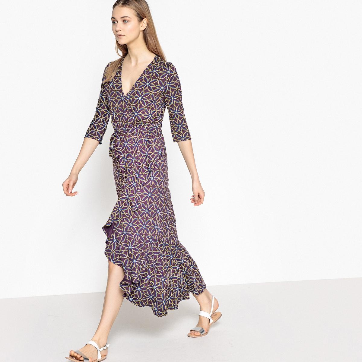 Коктейльное платье La Redoute Collections 6349435 от LaRedoute