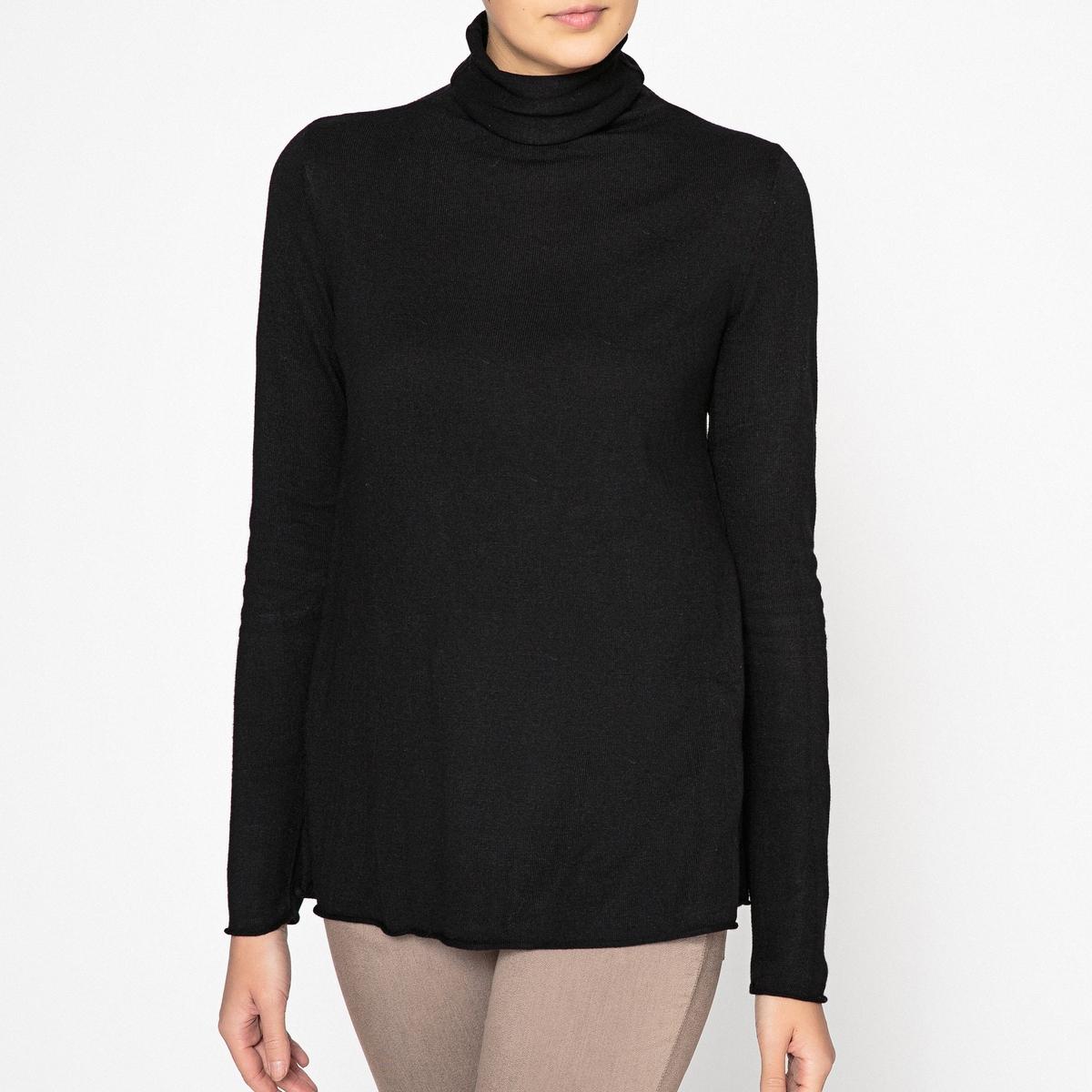 Пуловер с воротником с отворотом LOBAISLAND