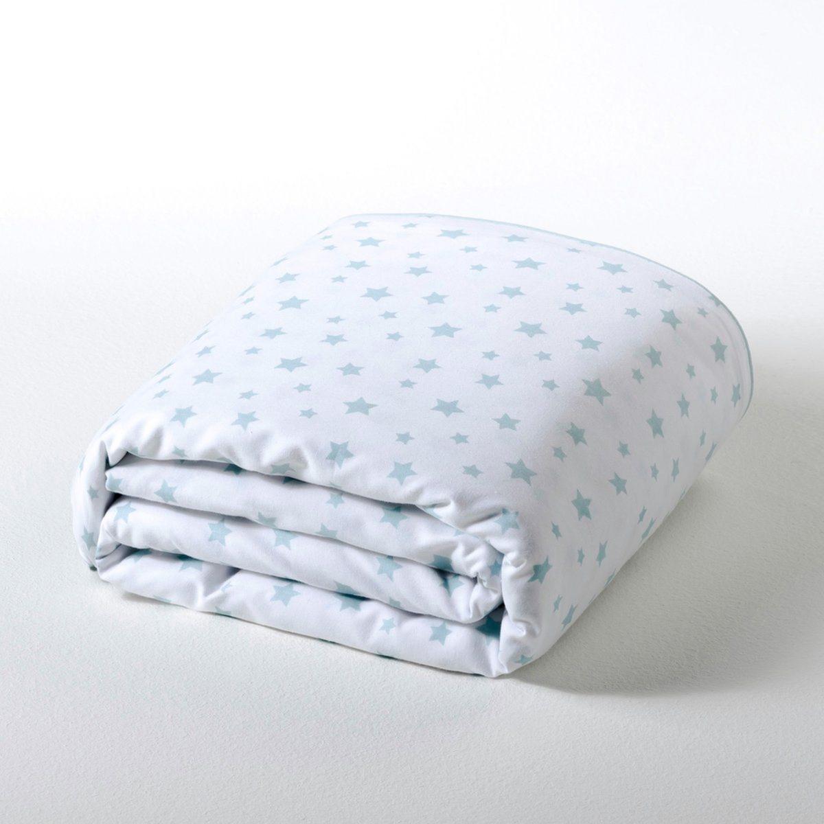 Copripiumone puro cotone letto bébé AZELA