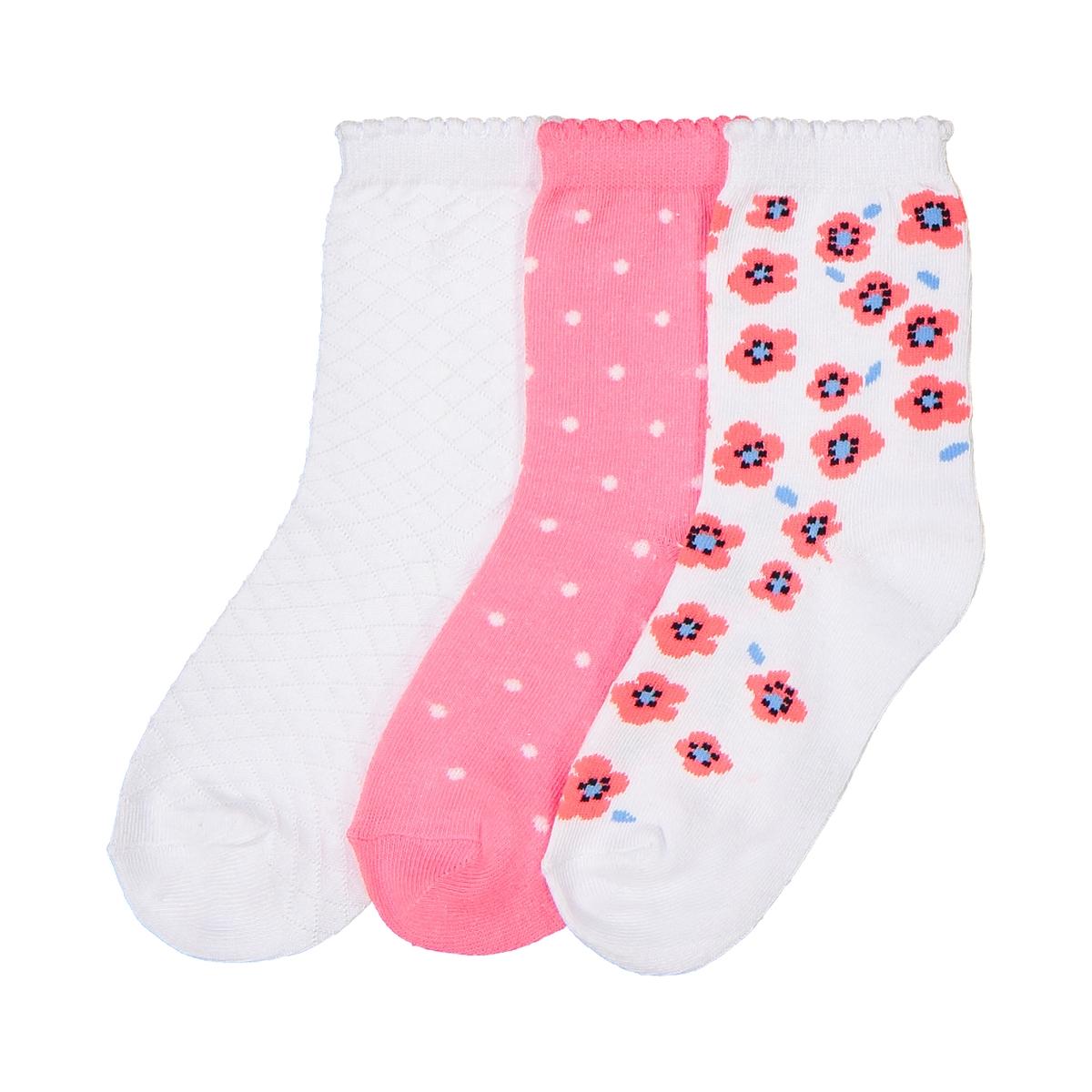 Носки низкие, оригинальные, комплект из 3 пар