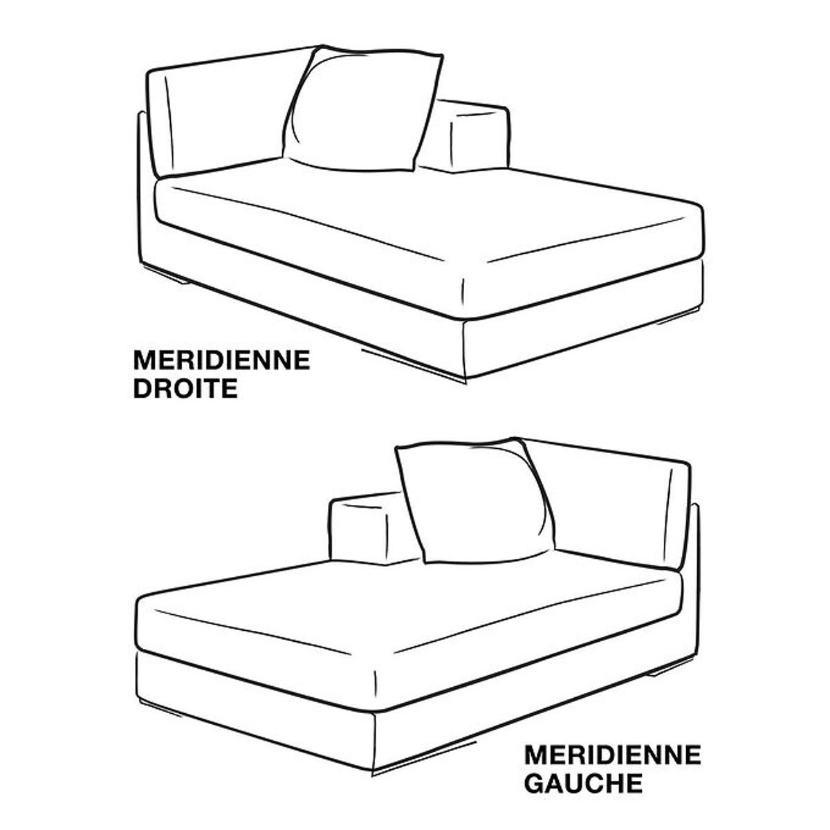 Méridienne Confort