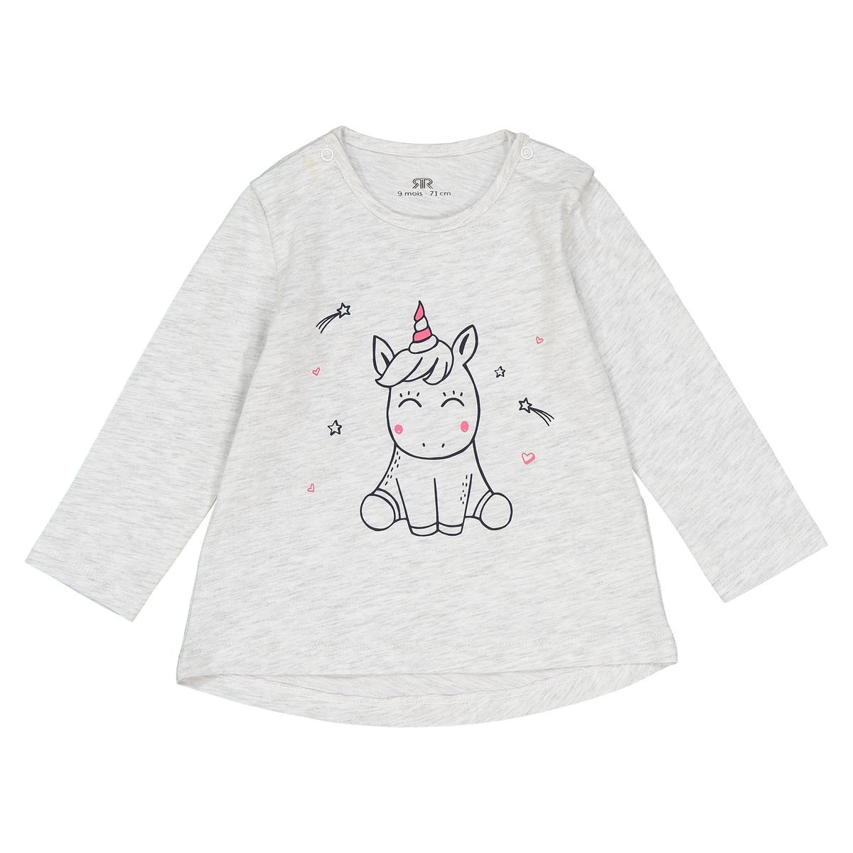 T-shirt fantasia unicorno 1 mese - 3 anni