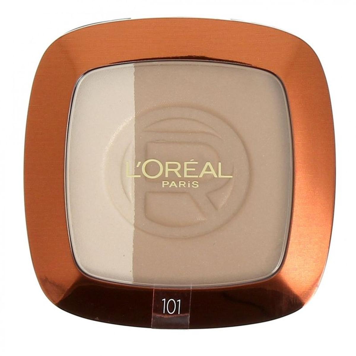 Glam Bronze Poudre Duo Soleil L'Oréal Paris