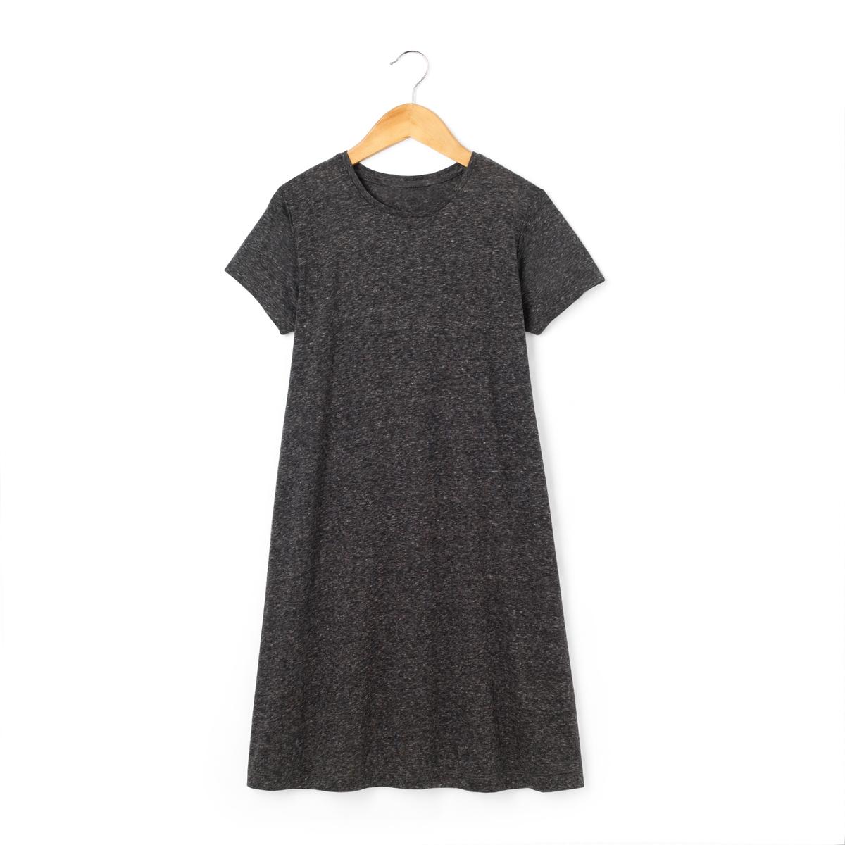 Платье с короткими рукавами, 10-16 лет
