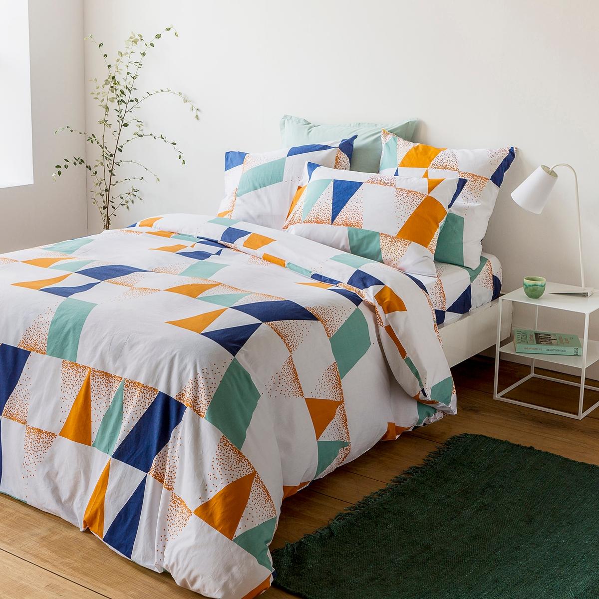 Пододеяльник OPTIK коврик домашний sunstep цвет синий 140 х 200 х 4 см