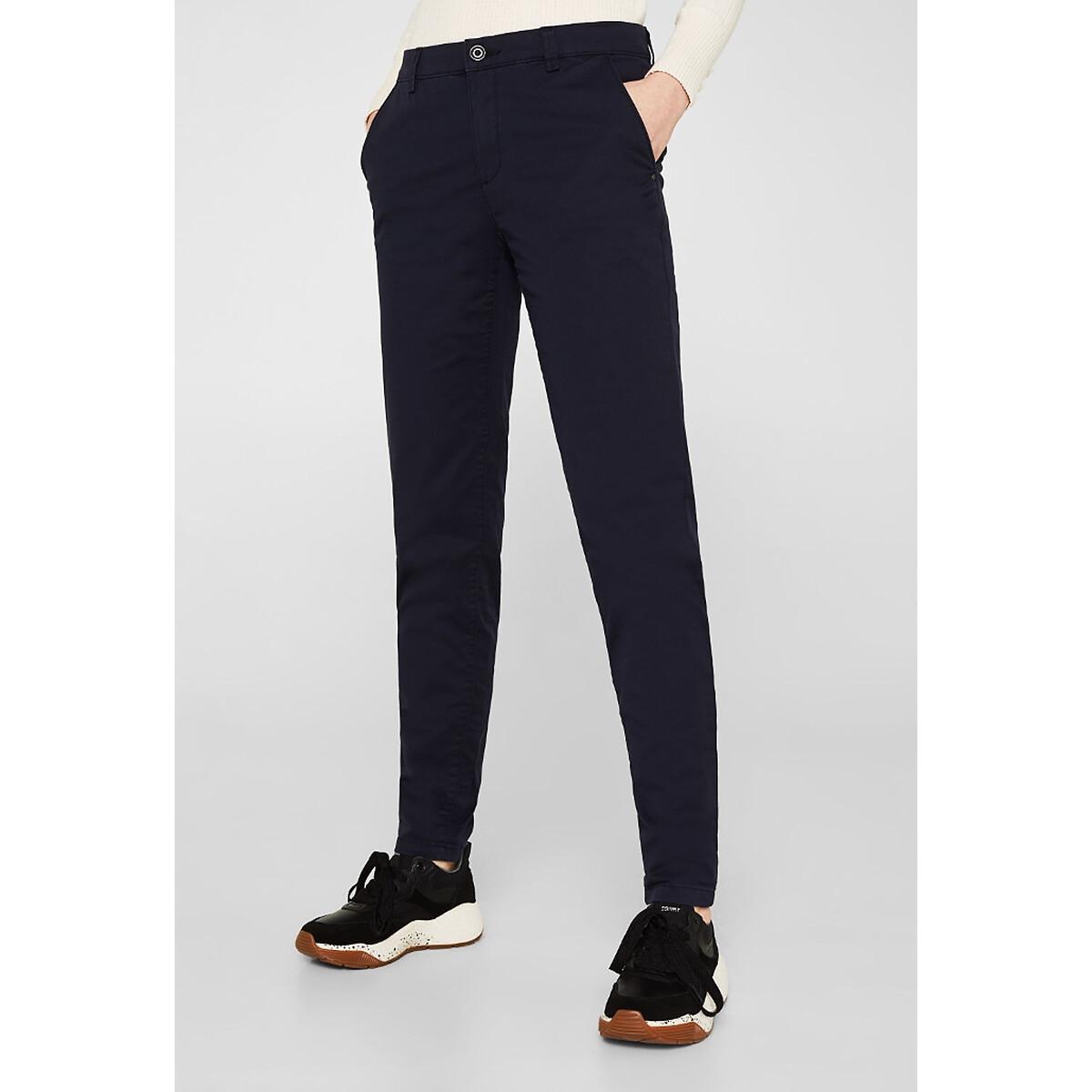 Pantalón chino de algodón orgánico L32