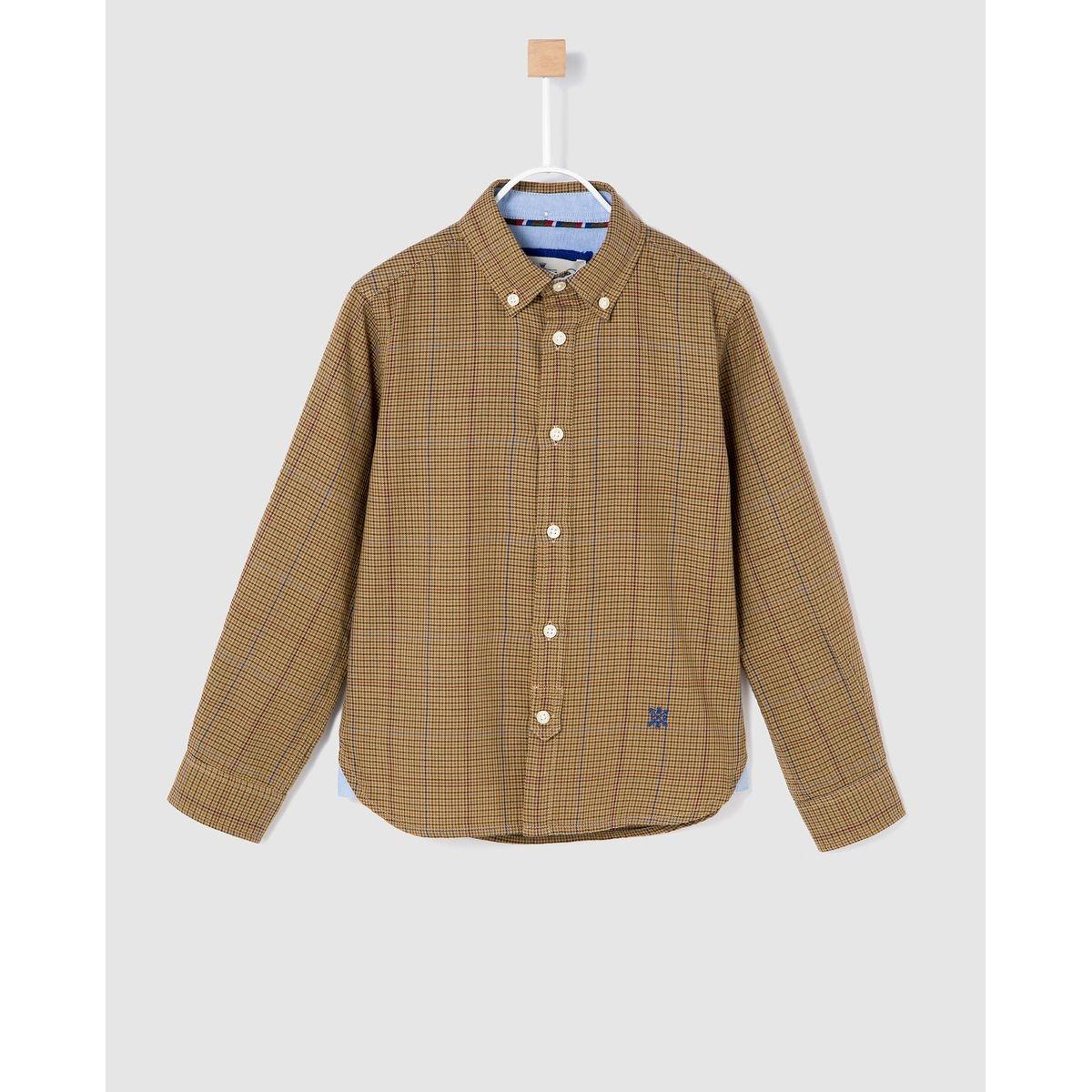 Chemise  à carreaux harris